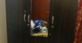 3 door cupboard with mirror