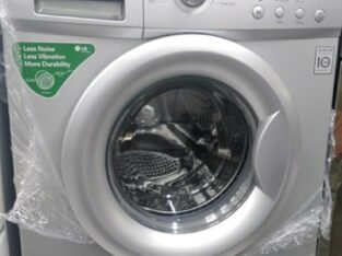 LG washing machine 7kg direct drive model