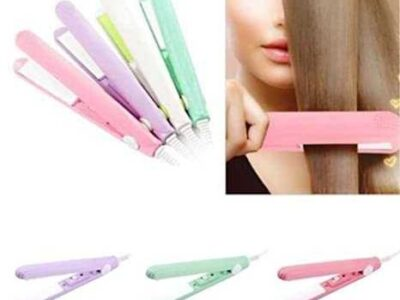 Mini Hair Straightner