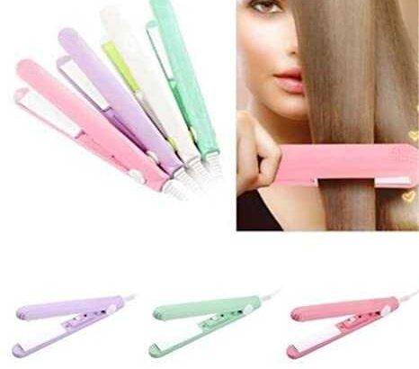 Mini Hair Straightner