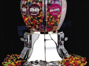 Brand New Emperor Delux Candy Machine for Sale- Made in Cana