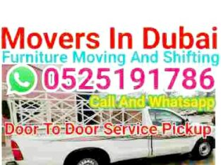 Dubai Movers and Packers 0525191786
