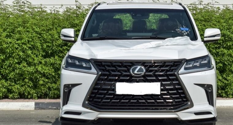 Lexus LX 570 Black Edition 2020 GCC