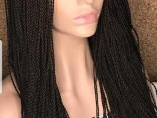 braided twists wigs