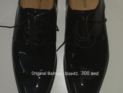 Balman original shoes. Worn once. Size 43