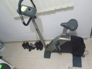 No-1 Quality Tunturi Exercise Bike