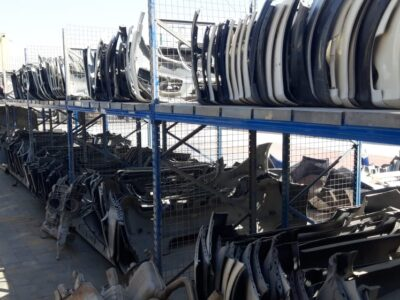 Used spare parts for fire sale