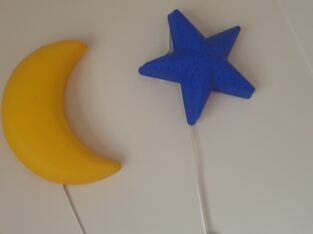 Kids wall lights