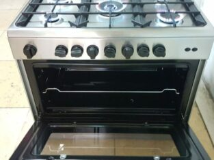 Bompani Full Gas Cookign Range 5 burner 90x60cm