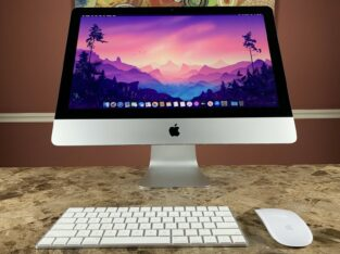 All in one iMac Apple core i5