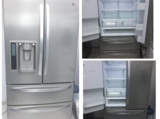 LG French Door Fridge Ice maker