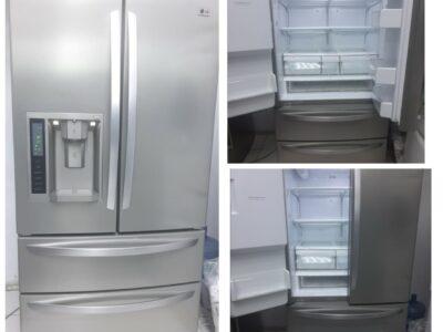 LG French Door Fridge Ice maker