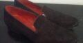 Shoe/Slipper Matthew Cookson in goat hair 9 1/2