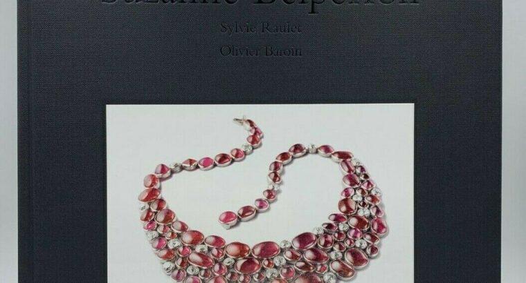 Rare Jewellery Book – Suzanne Belperron