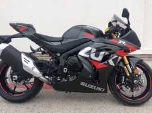 2020 Suzuki gsx r1000cc available for sale