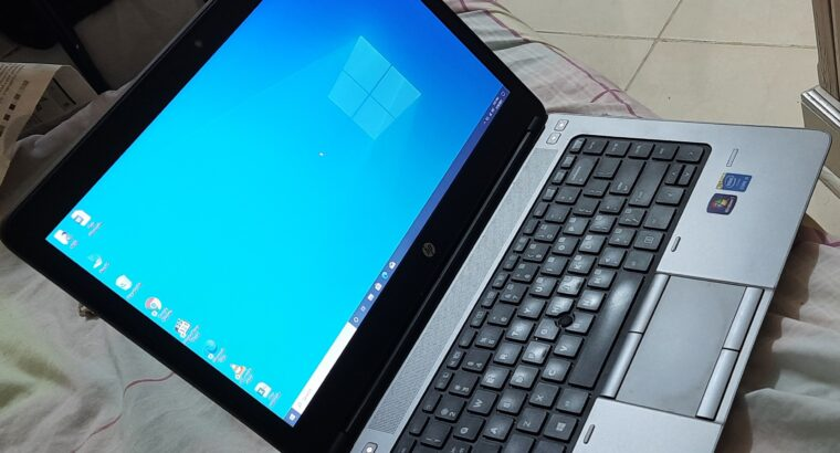 Hp Laptop slim core i5 4th generation