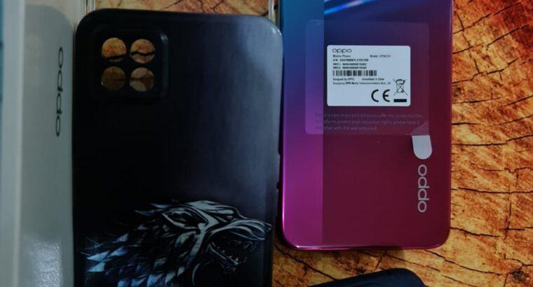 Oppo a73 8gb/128builtin new