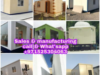 Portacabin For Sale and manufacturing