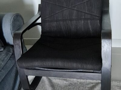 Rocking chair from IKEA