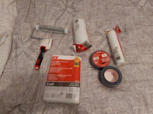 Brand New Paint Supply