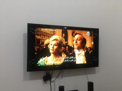 Samsung TV 45″