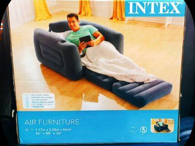Air sofa bed set