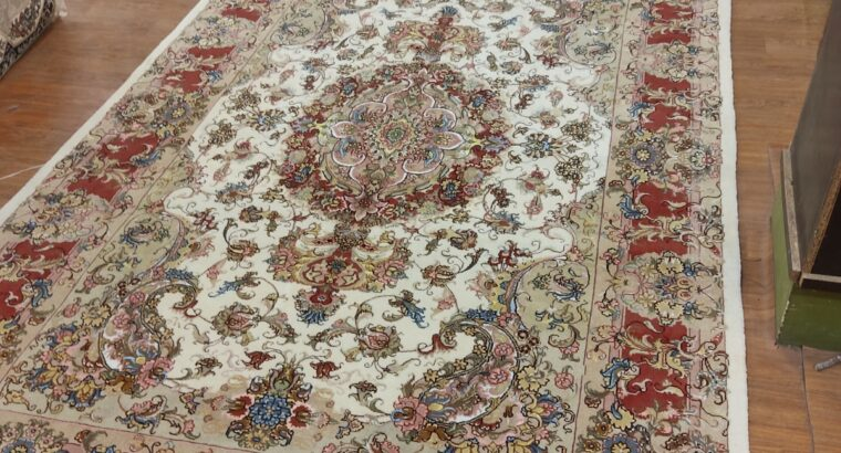 Carpet board hand made