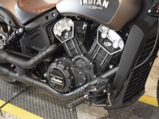 Indian Scout bobber ABS 2019 for sale