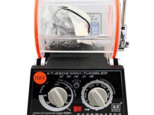 Jewellery cleaner machine
