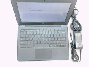 Hp G6 chromebook Touch screen 4gb ram 32gb ssd